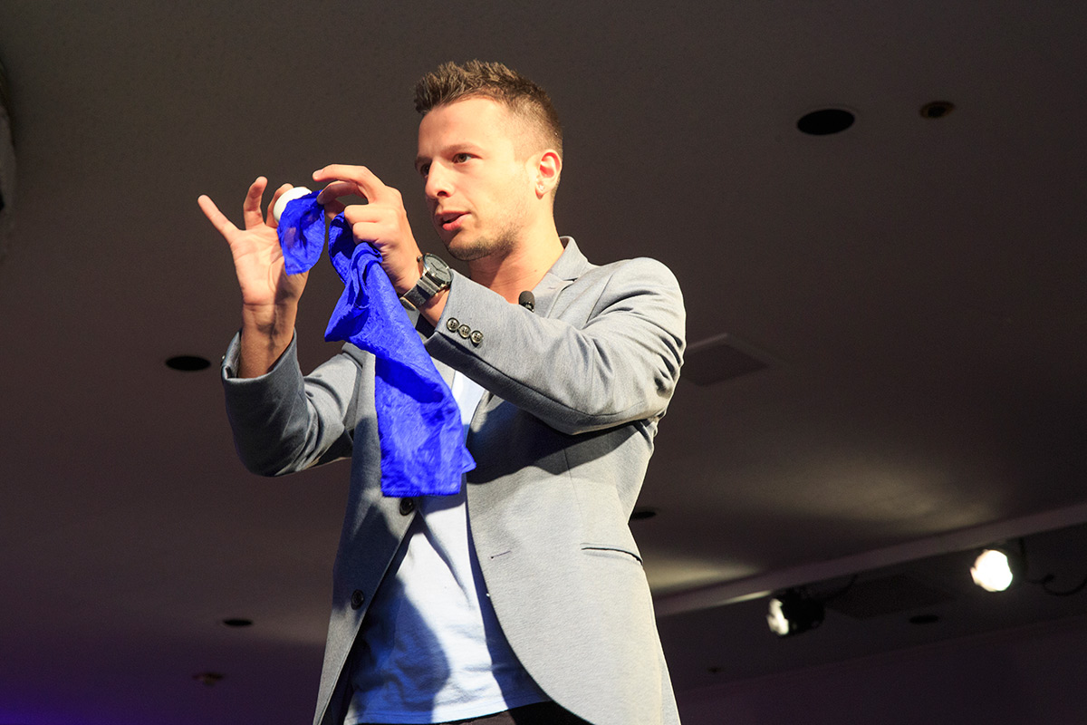 Mat Franco USO Event - 1
