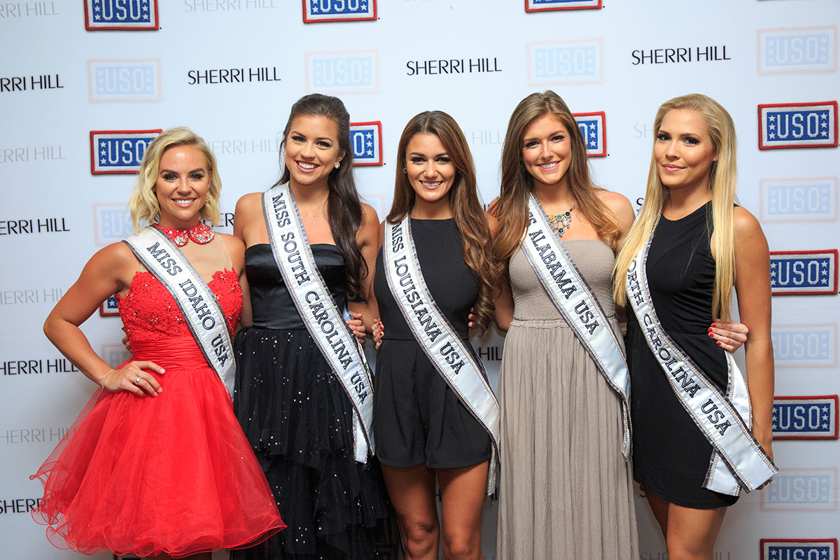 Miss USA Contestants 2015