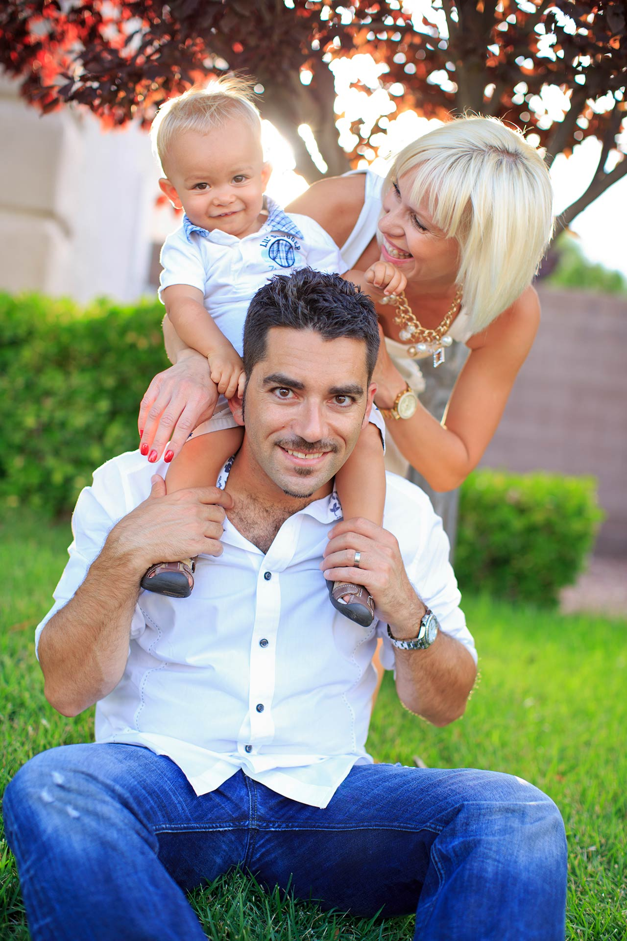 Family Photography At Summerlin Las Vegas