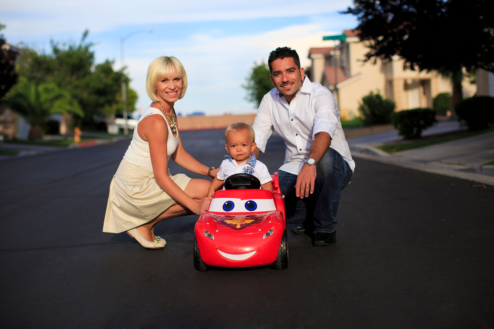 Las Vegas Family Photographers At Summerlin