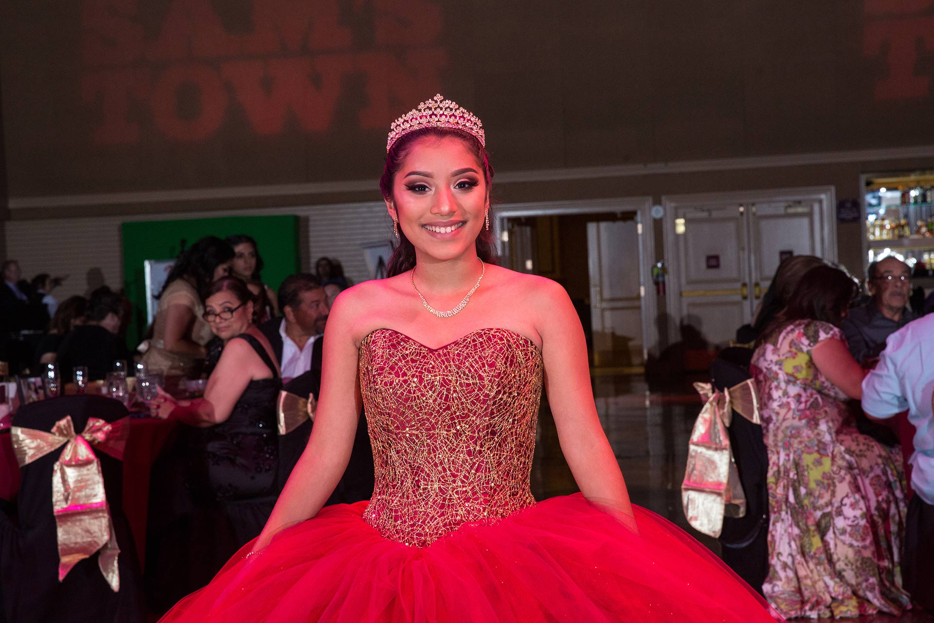 Las Vegas Quinceanera Photography At Sams Town Hotel And Gambling Hall