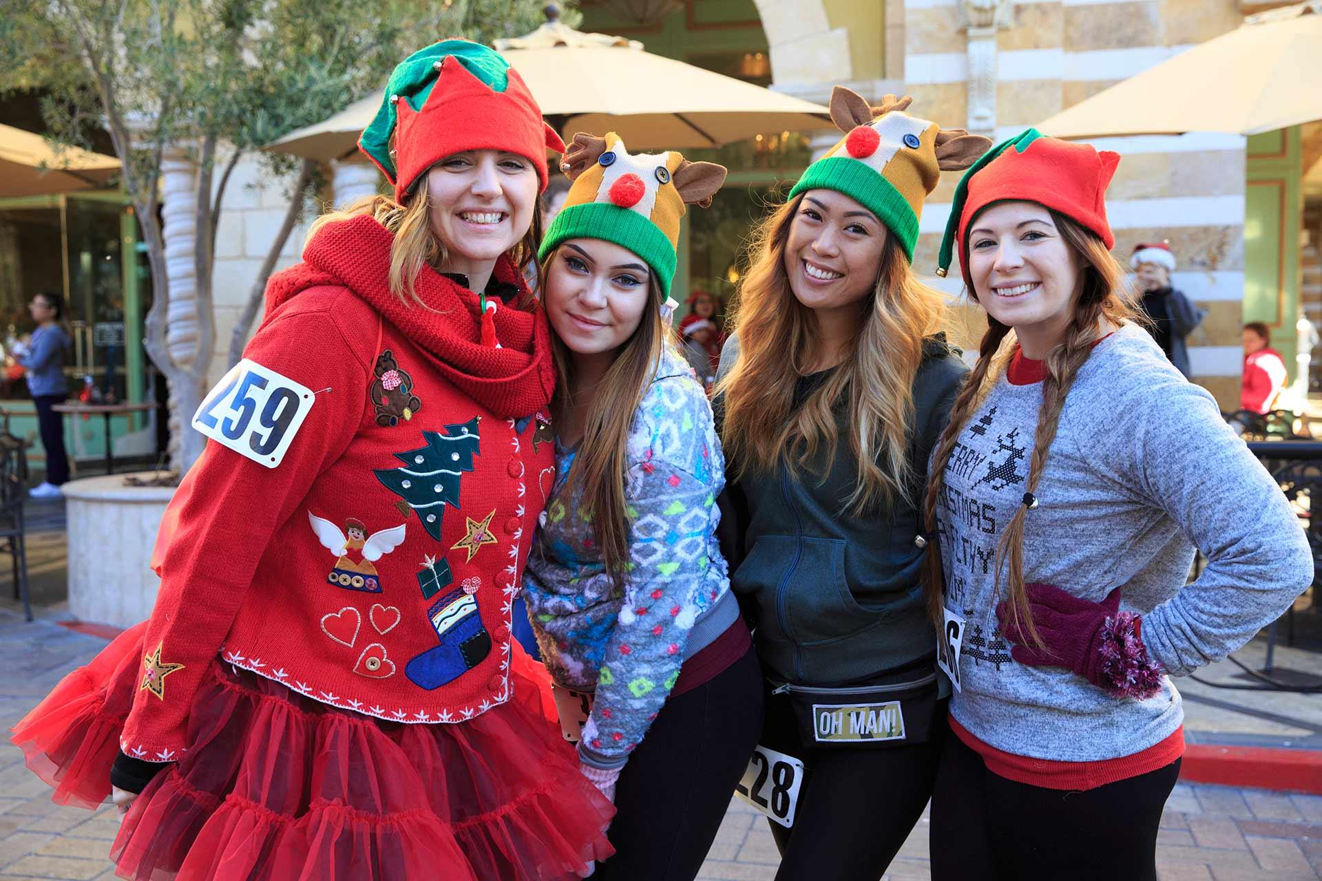 Las Vegas Run Marathon Photography At Tivoli Village