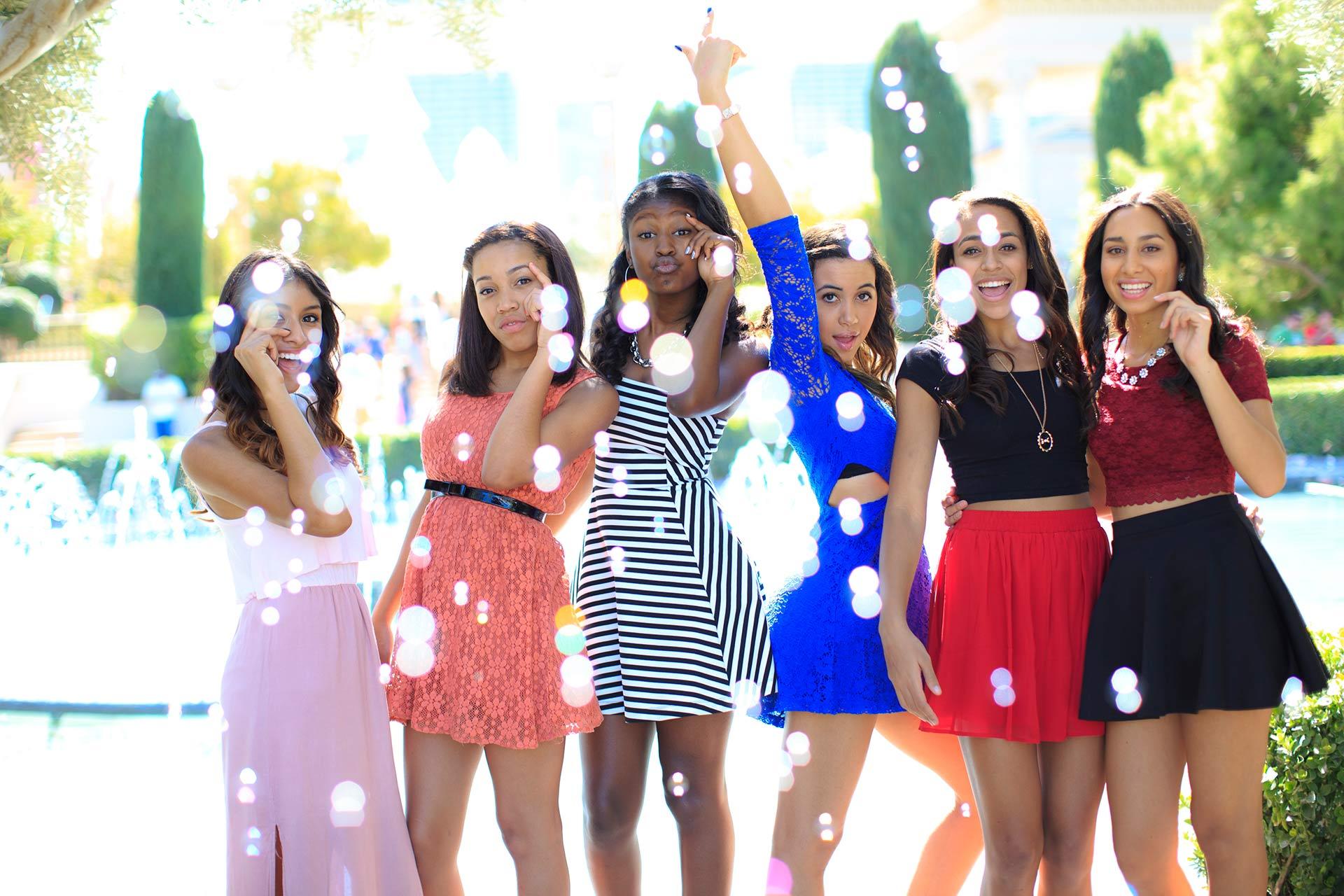 Las Vegas Sweet 16 Photographer At Caesars Palace