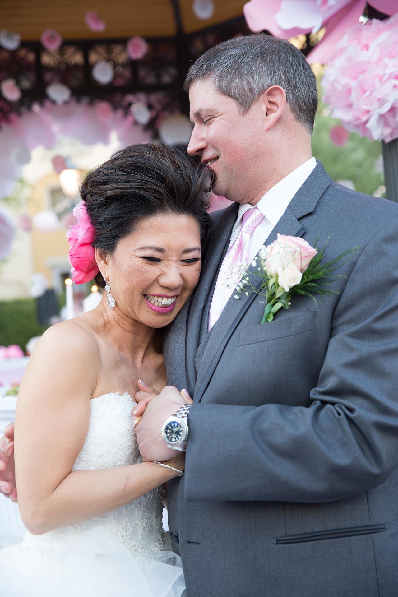 Las Vegas Wedding Photographer At Hilton Lake Las Vegas