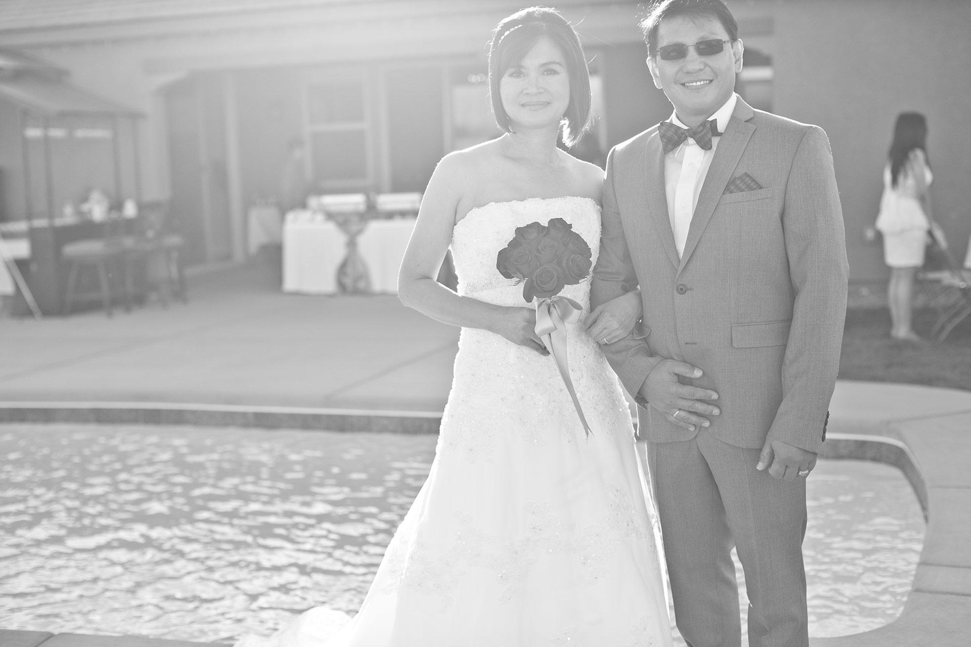 Las Vegas Wedding Photographer At Rhodes Ranch