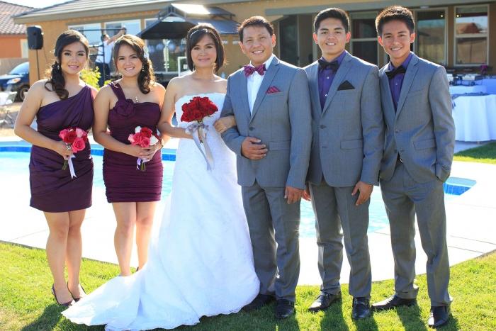 Las Vegas Wedding Photography At Rhodes Ranch