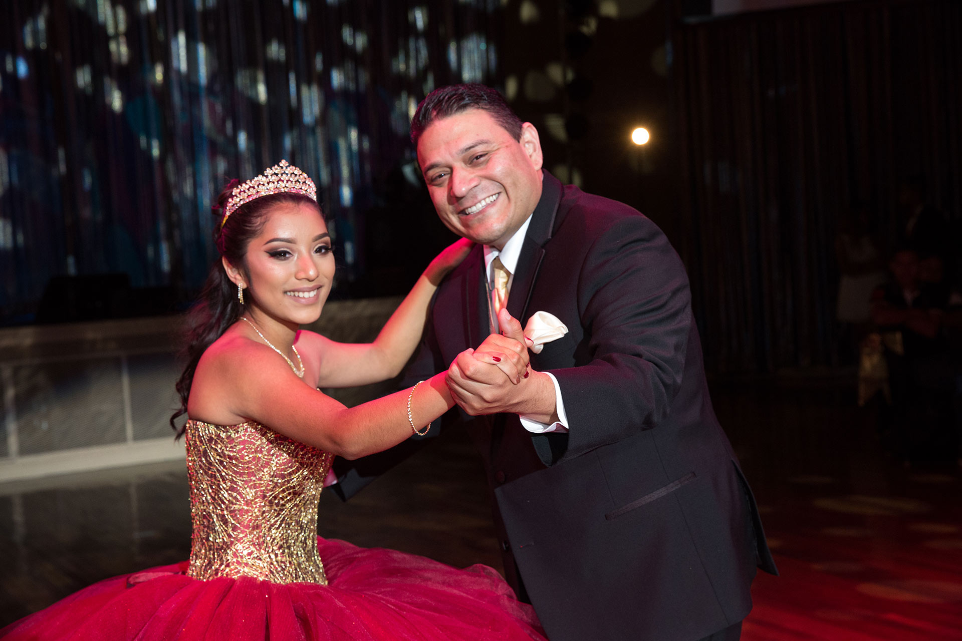 Quinceanera Photography At Sams Town Hotel And Gambling Hall Las Vegas