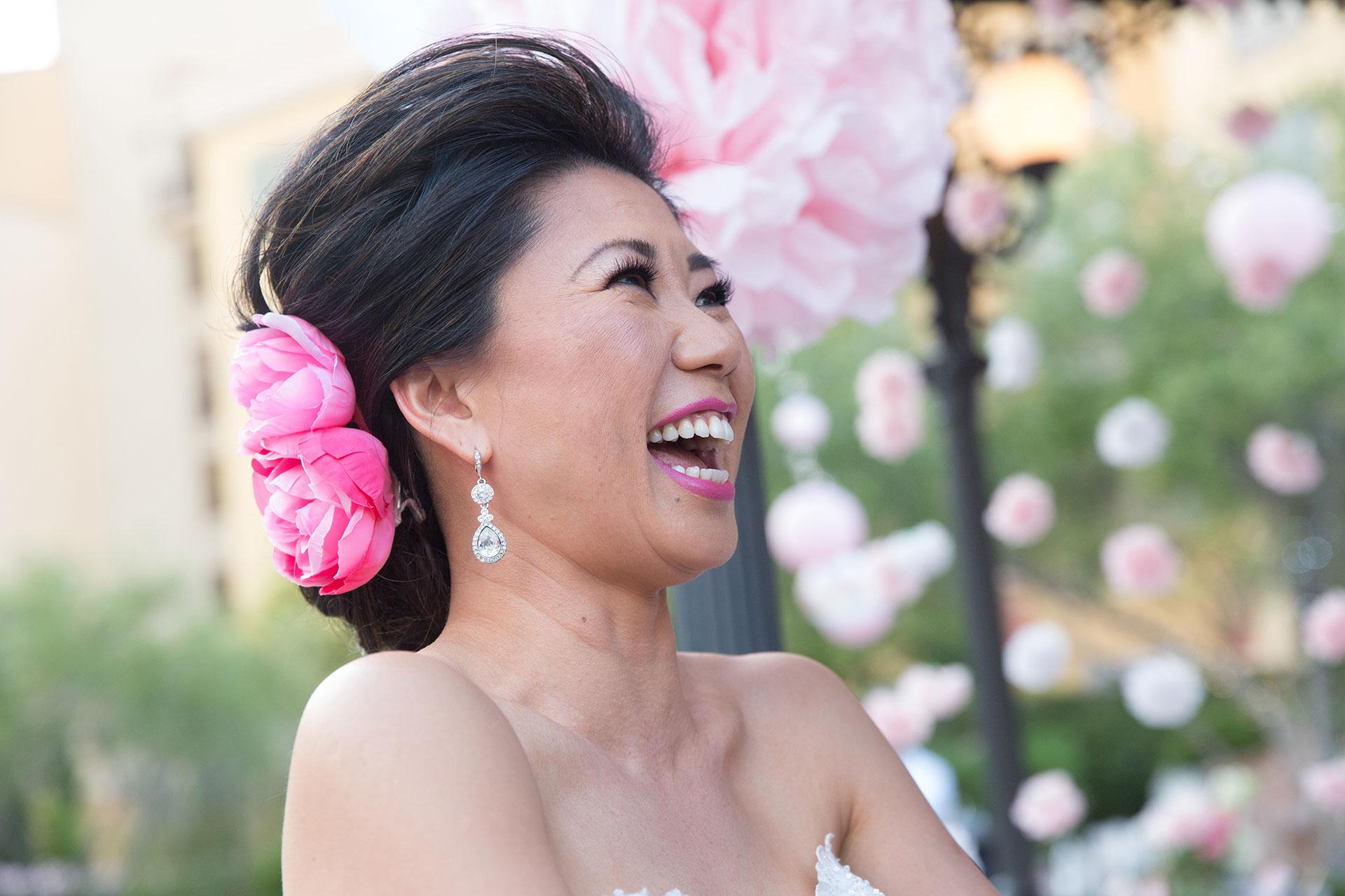 Wedding Photographer At Hilton Lake Las Vegas