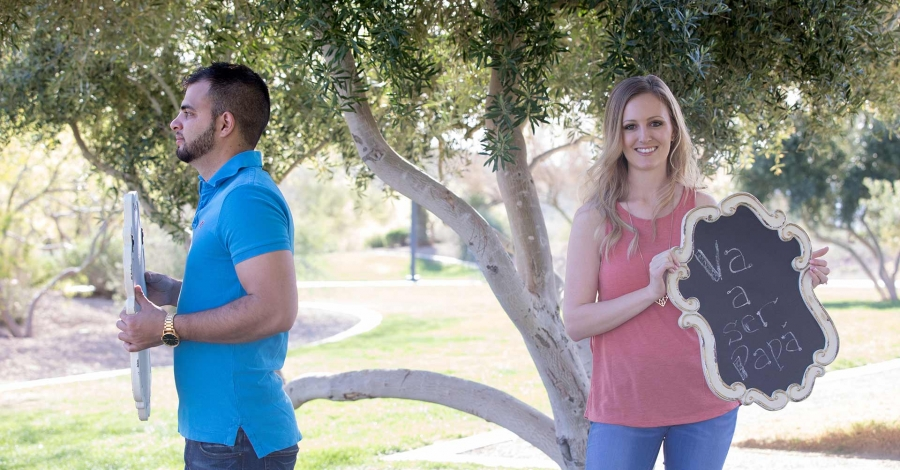 Las Vegas Maternity Photography
