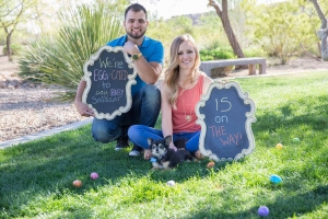 Maternity Photosession in Las Vegas