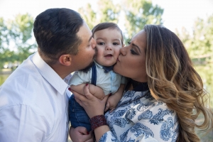Floyd Lamb Park Las Vegas Family Photo Session