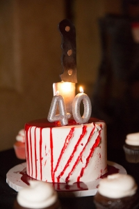 Las Vegas 40Th Birthday Cake Photography