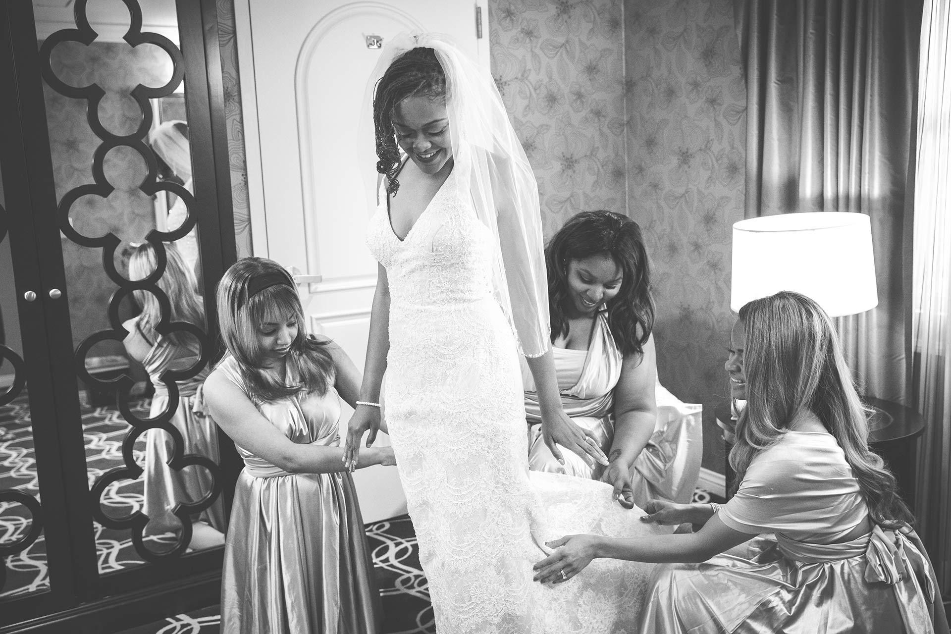 Flamingo Hotel Wedding Photographers