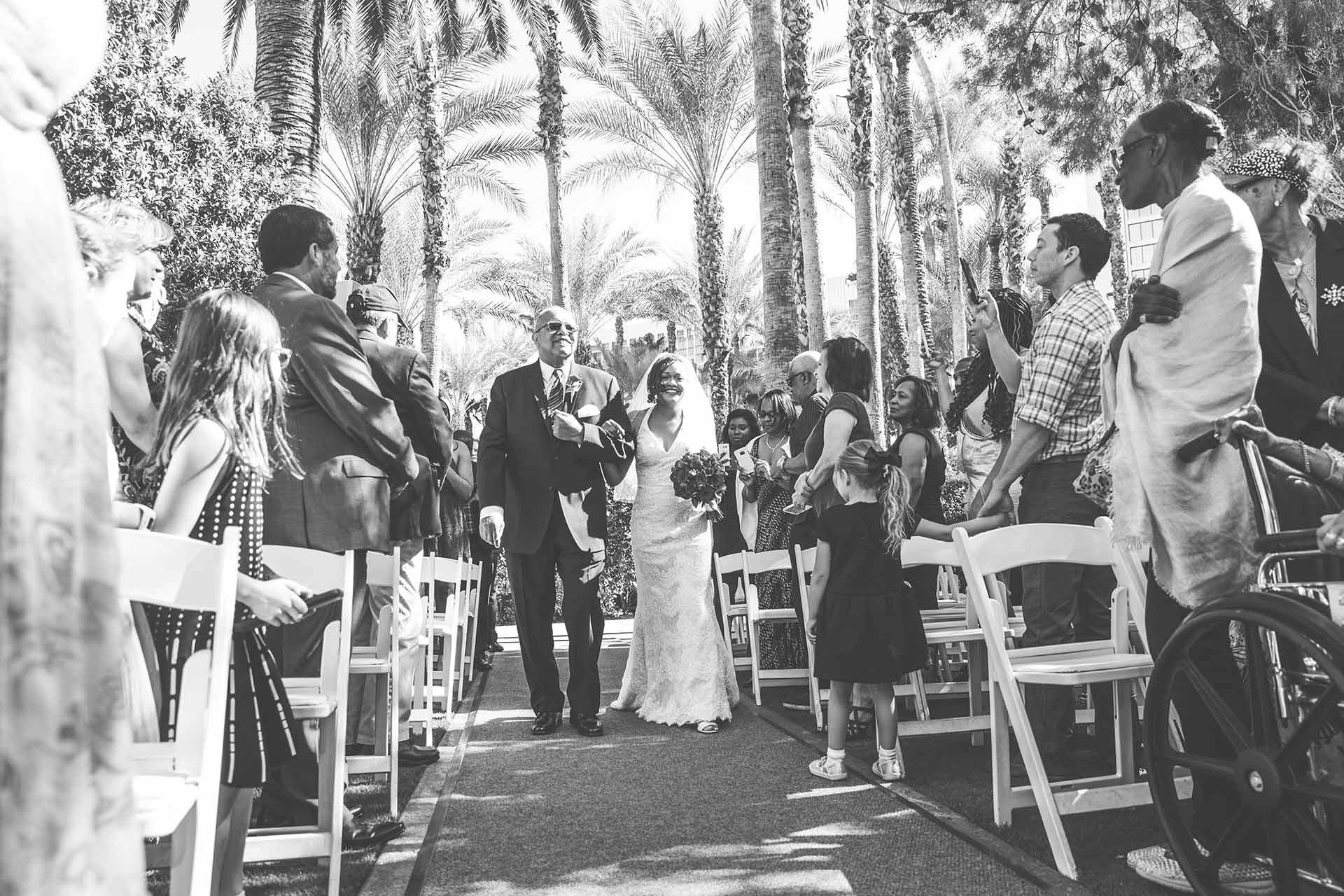 Wedding Photographer at Flamingo Hotel