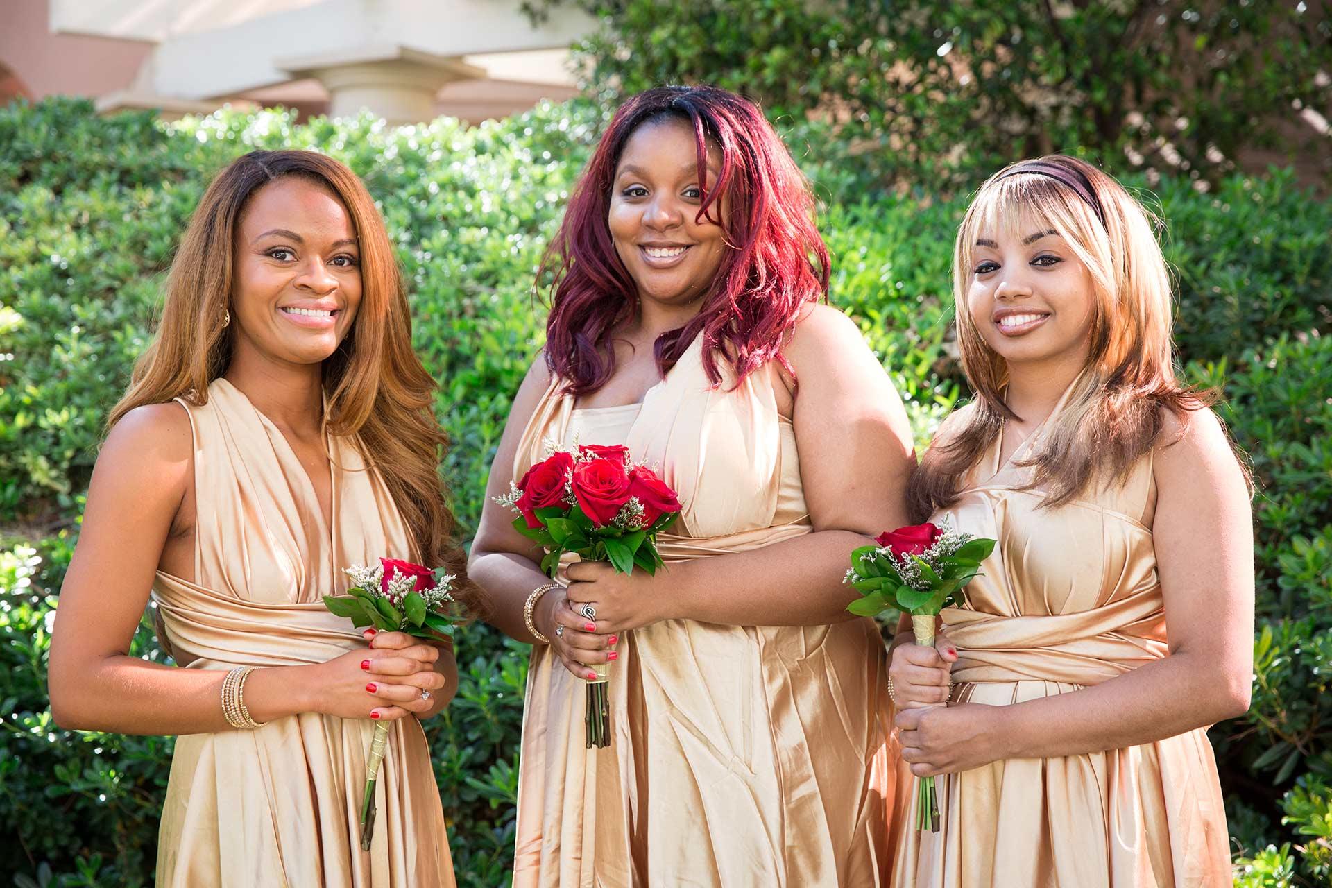 Wedding Photographers at Flamingo Hotel