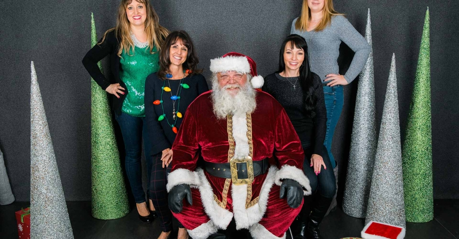 Christmas Photography in Las Vegas