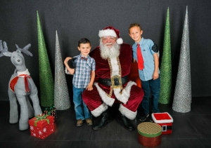 Christmas Photos in Las Vegas