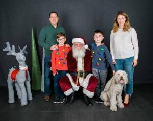 Las Vegas Christmas Photography