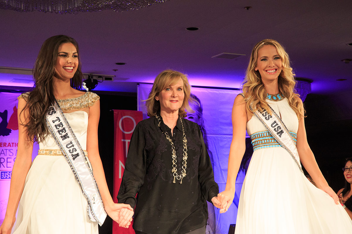 Miss Teen USA And Miss USA 2015