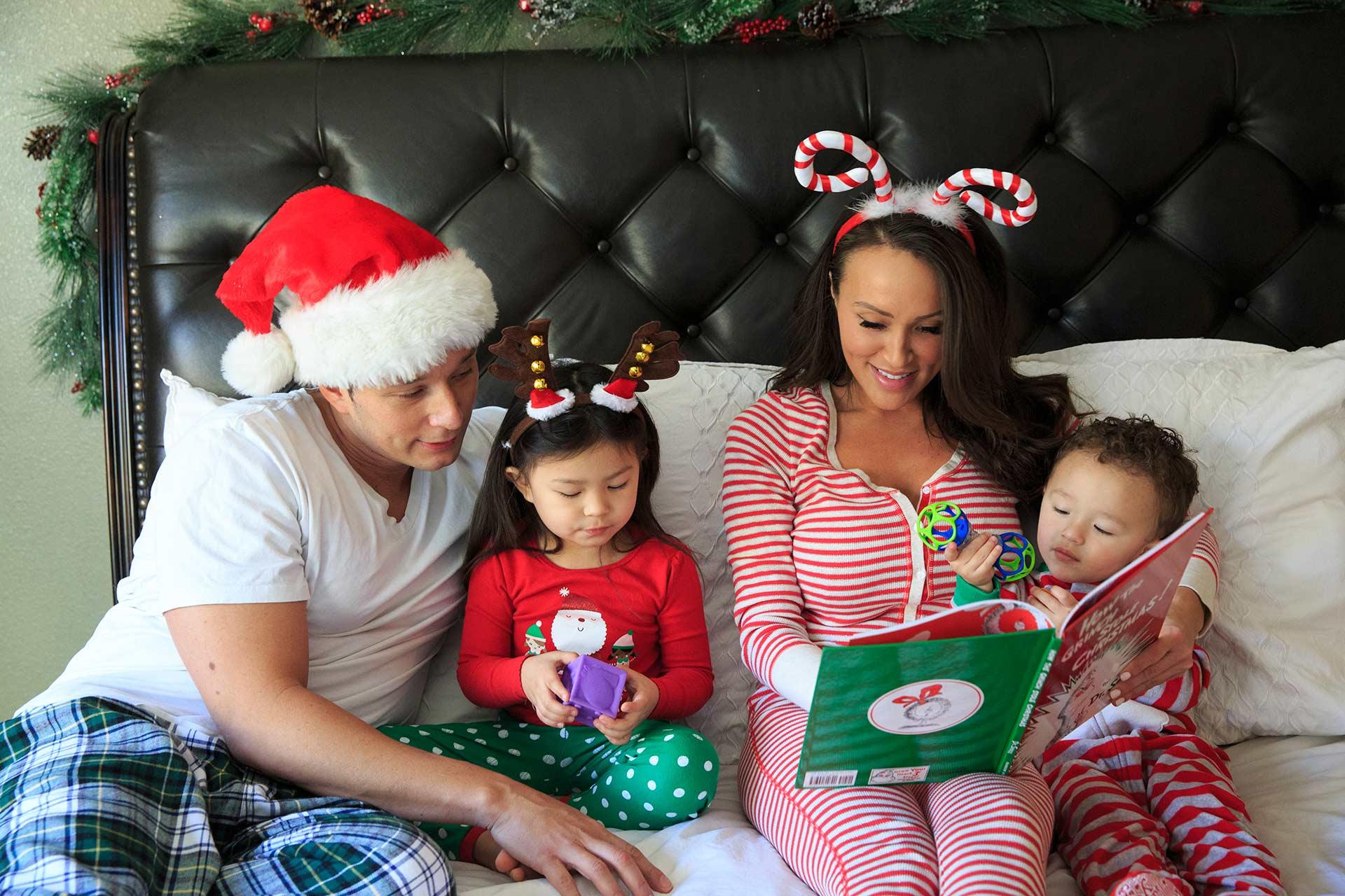 Las Vegas Christmas Photographer At Henderson