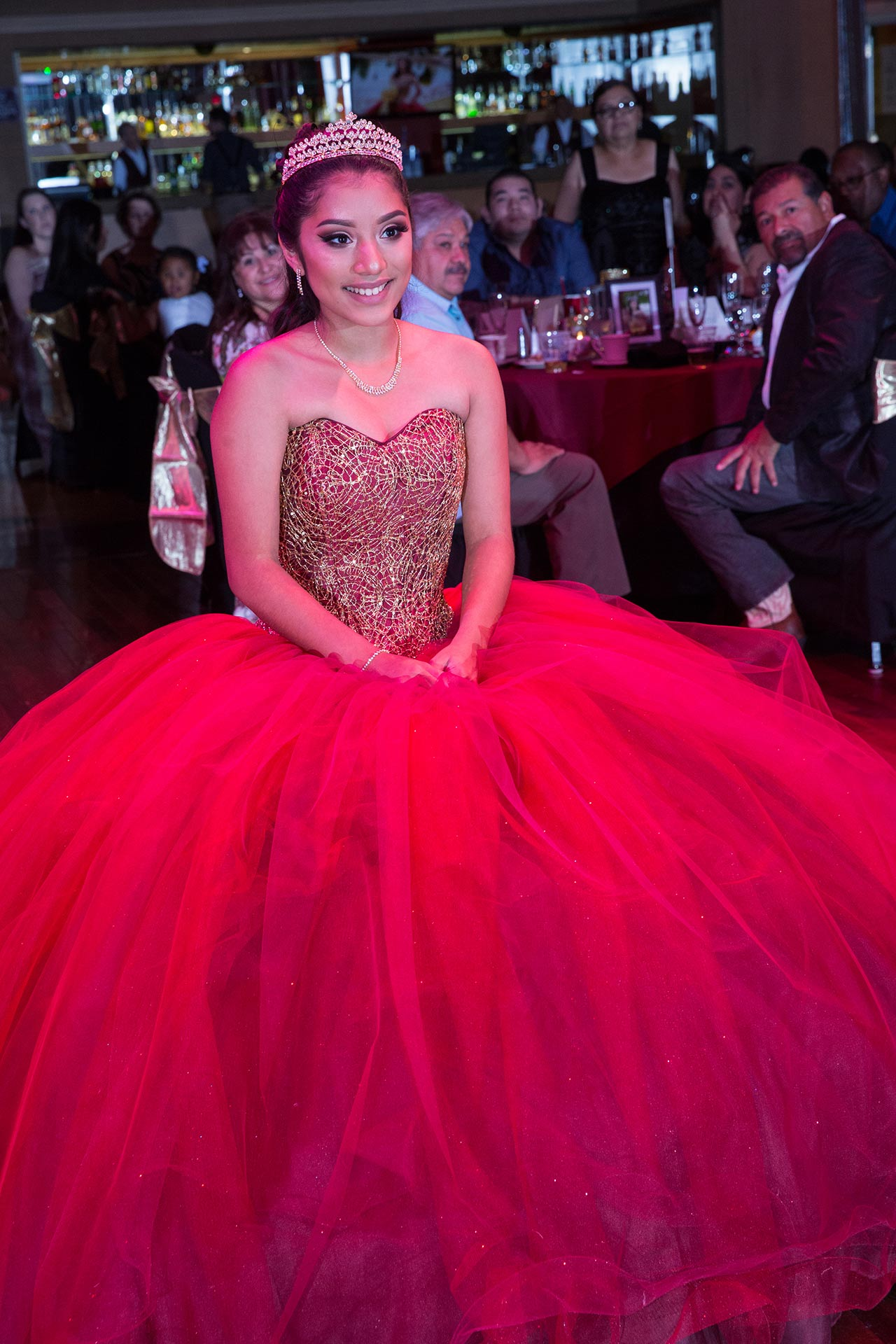 Las Vegas Quinceanera Photographers At Sams Town Hotel And Gambling Hall