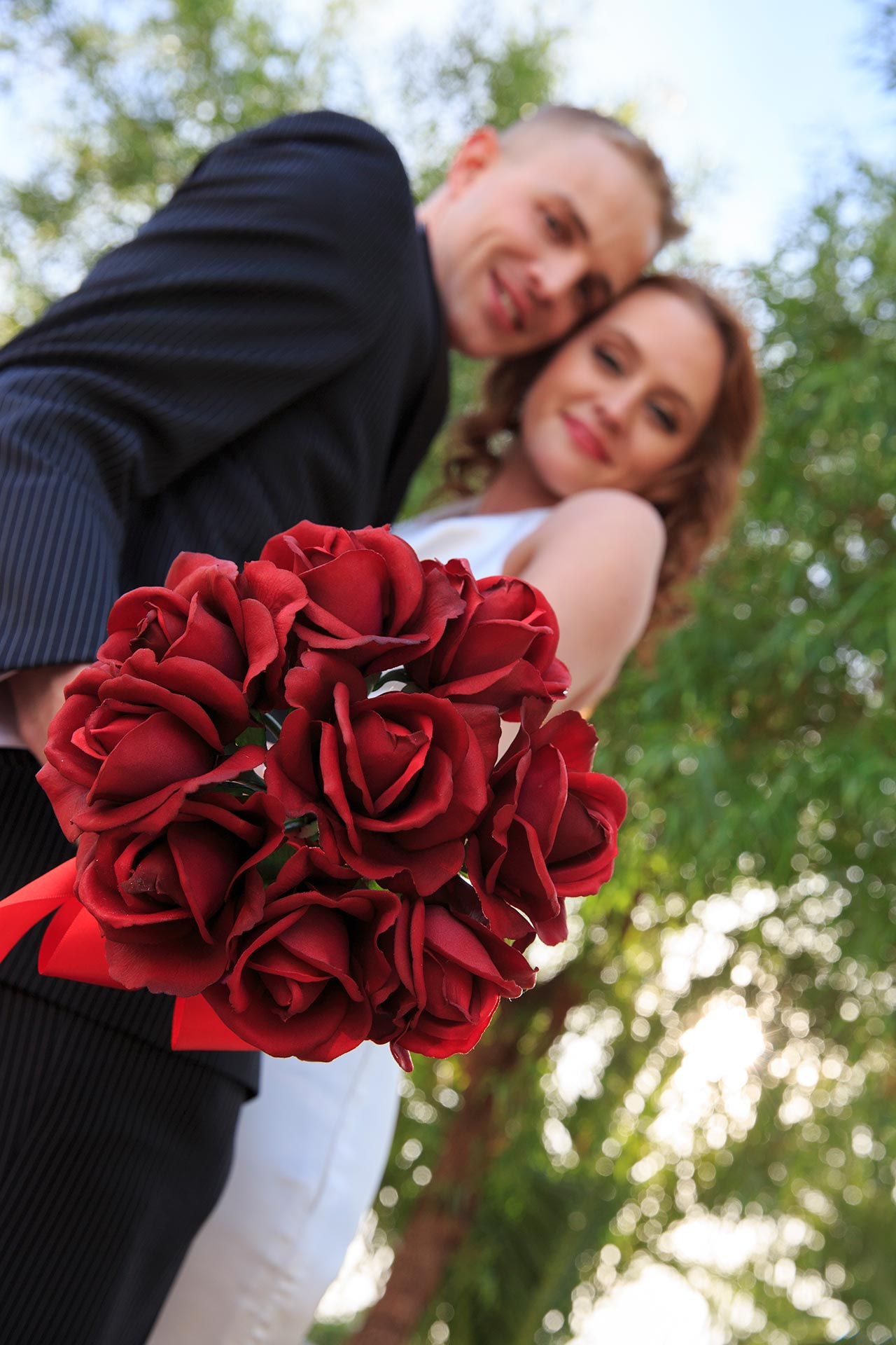 Las Vegas Wedding Photography At Summerlin