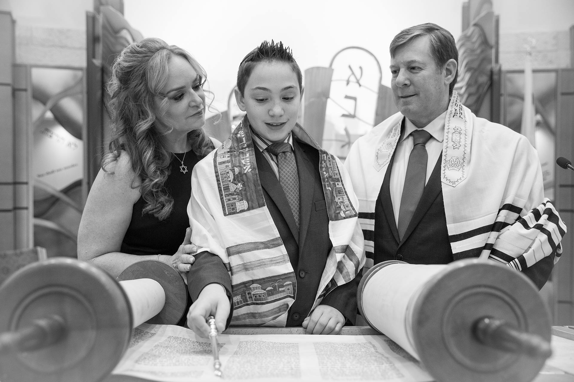 Bar Mitzvah Photography in Las Vegas