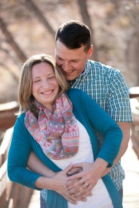 Calico Basin Engagement Photos