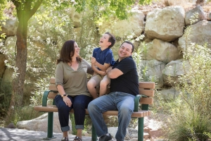 Family Photosession in Las Vegas