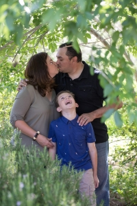 Las Vegas Family Photosession