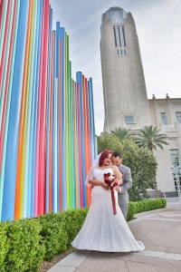 Wedding Photography at Smith Center Las Vegas
