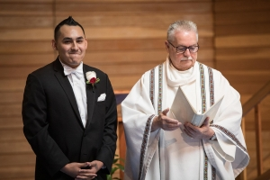 Las Vegas Church Wedding Photographer