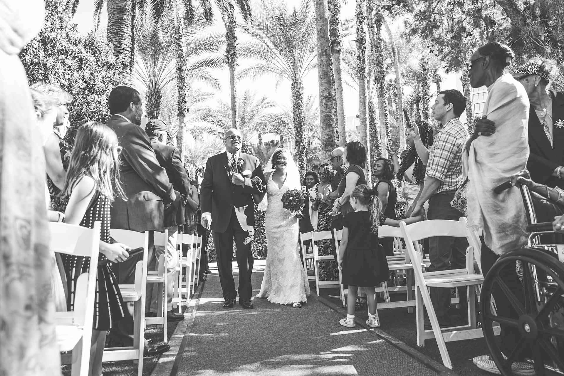 Wedding Photographer at Flamingo Hotel