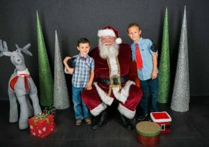 Christmas Photos in Las Vegas